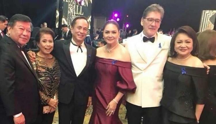 Gabby Lopez, ABS-CBN Executives