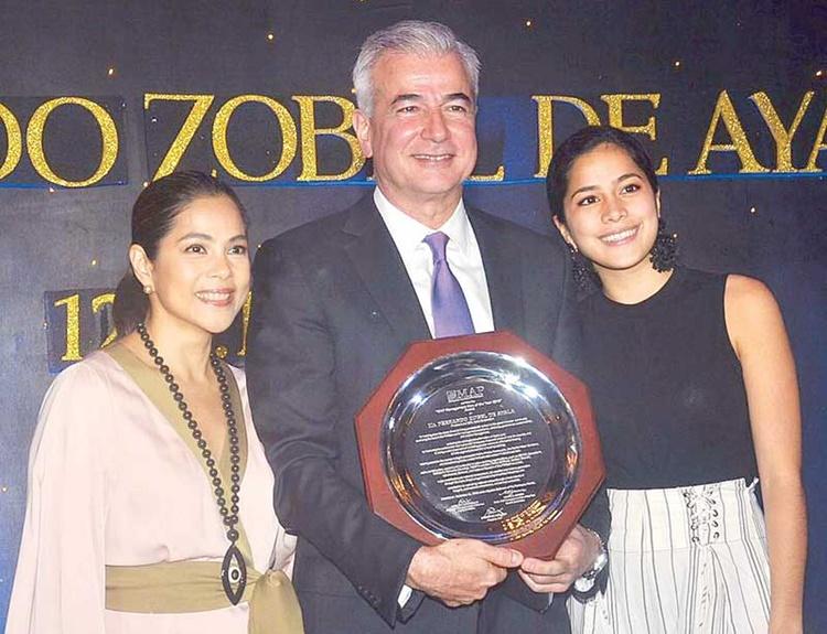 Ayala CEO Jaime Augusto Zobel de Ayala Interview