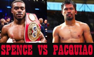 Manny Pacquiao, Errol Spence Jr