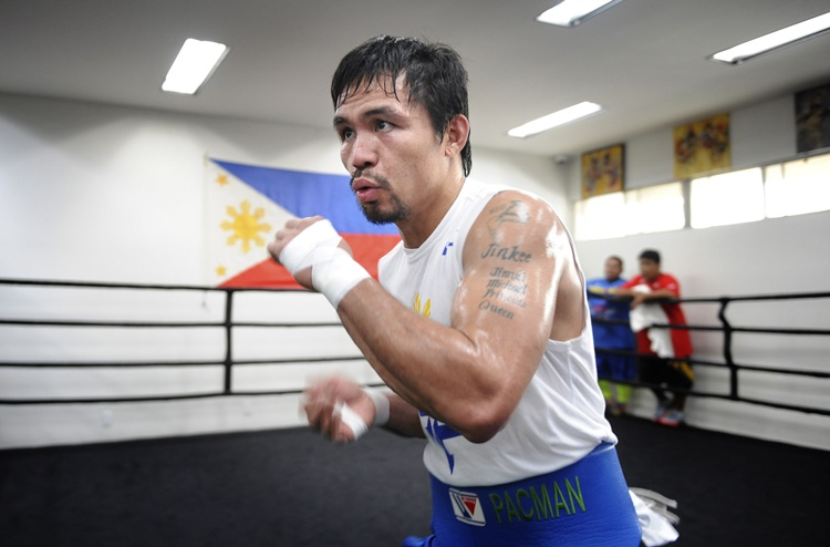 Manny Pacquiao's Earnings