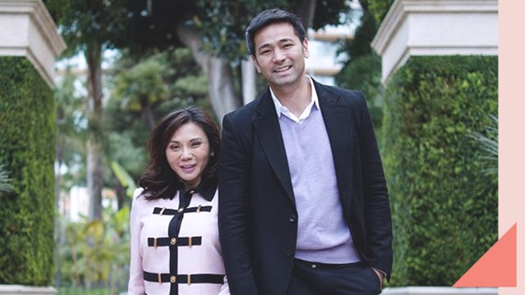 Filipino Celebrity Couples Hayden Kho and Vicki Belo