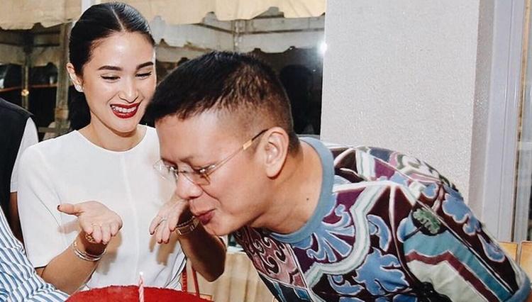 Filipino Celebrity Couples Heart Evangelista, Chiz Escudero