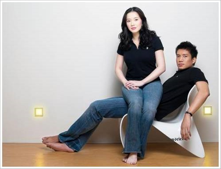 Filipino Celebrity Couples Kris Aquino and James Yap
