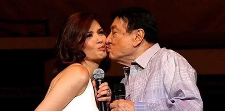 Filipino Celebrity Couples Zsa Zsa Padilla, Dolphy