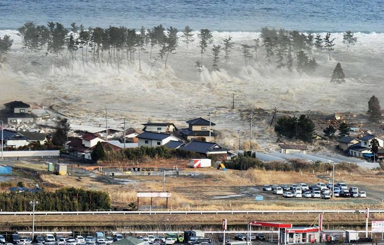 Japan Tsunami 2011