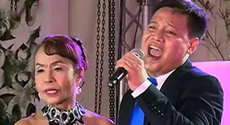 Mommy Dionisia Pacquiao, Michael Yamson
