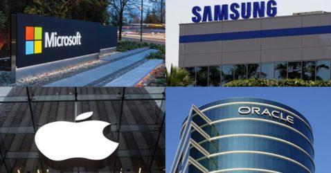 Biggest Technology Companies