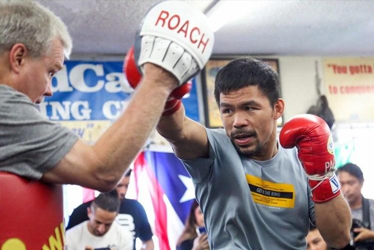 Freddie Roach, Manny Pacquiao