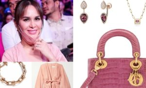 Jinkee Pacquiao Outfit's Price