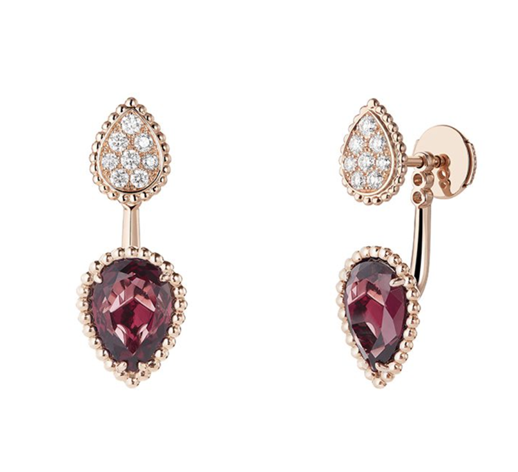 Jinkee Pacquiao Outfit's Price - Earrings