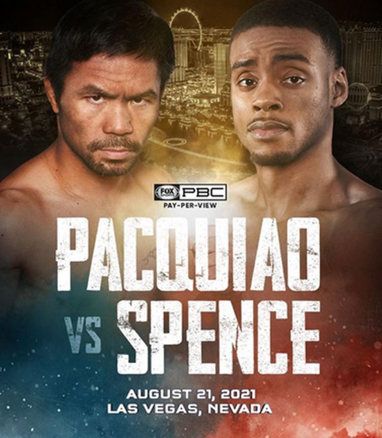 Manny Pacquiao, Errol Spence