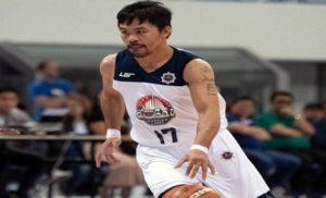 Manny Pacquiao NBA Team Dream