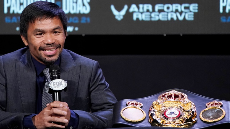 Manny Pacquiao's Boxing Earnings