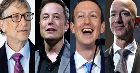 Richest Billionaires in the World