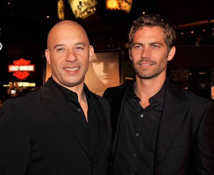 Paul Walker's Net Worth, Vin Diesel