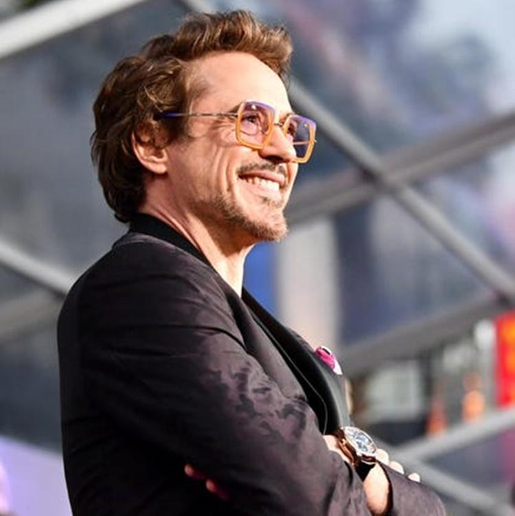 Robert Downey Highest-Paid