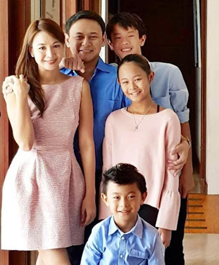 Sonny Angara's Family