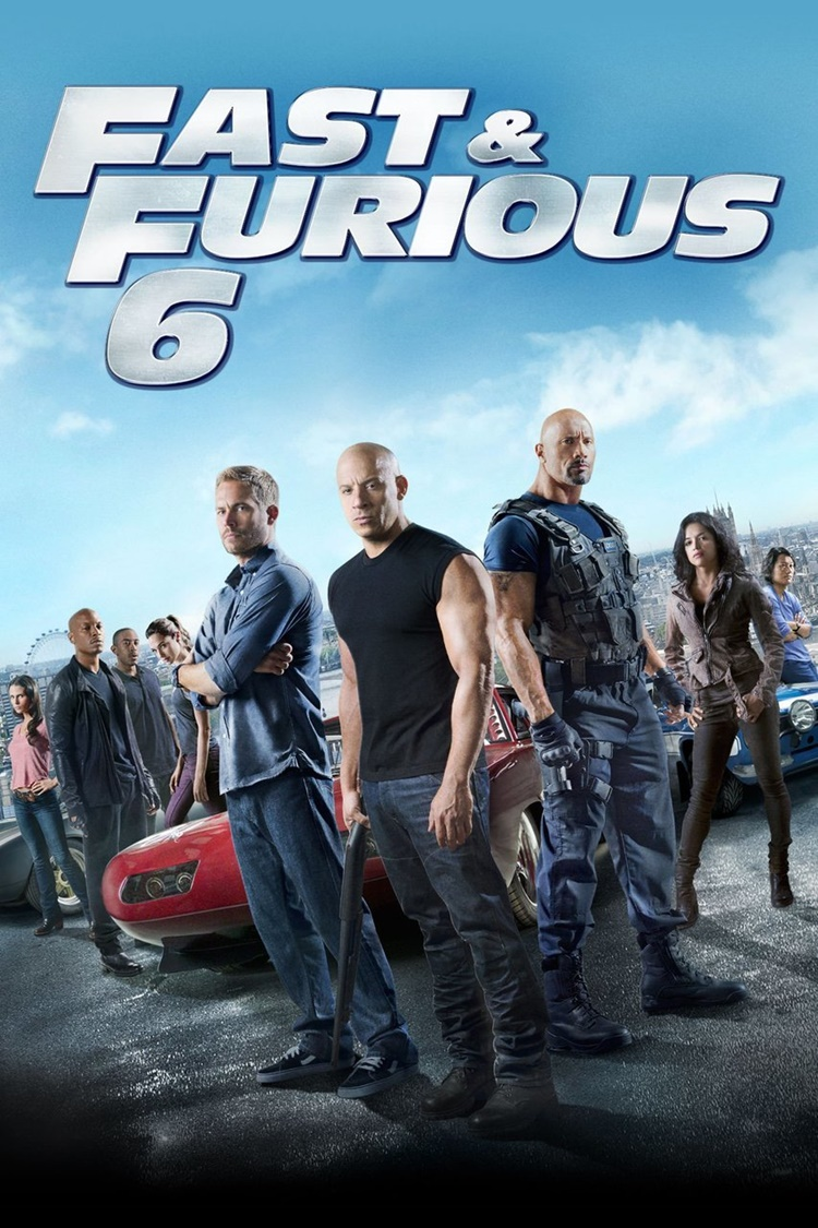 The Fast and the Furious 6 1