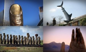 weirdest monuments